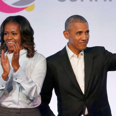 ¿Realmente Barack y Michelle Obama se están divorciando?