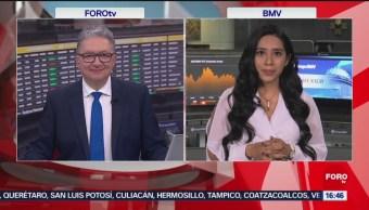 FOTO: Bolsa Mexicana Se Recupera Tras Guerra Comercial Entre EEUU China