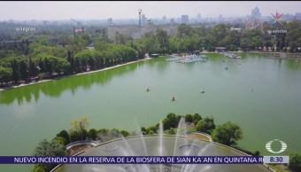 Bosque de Chapultepec obtiene premio al Mejor Parque Urbano 2019
