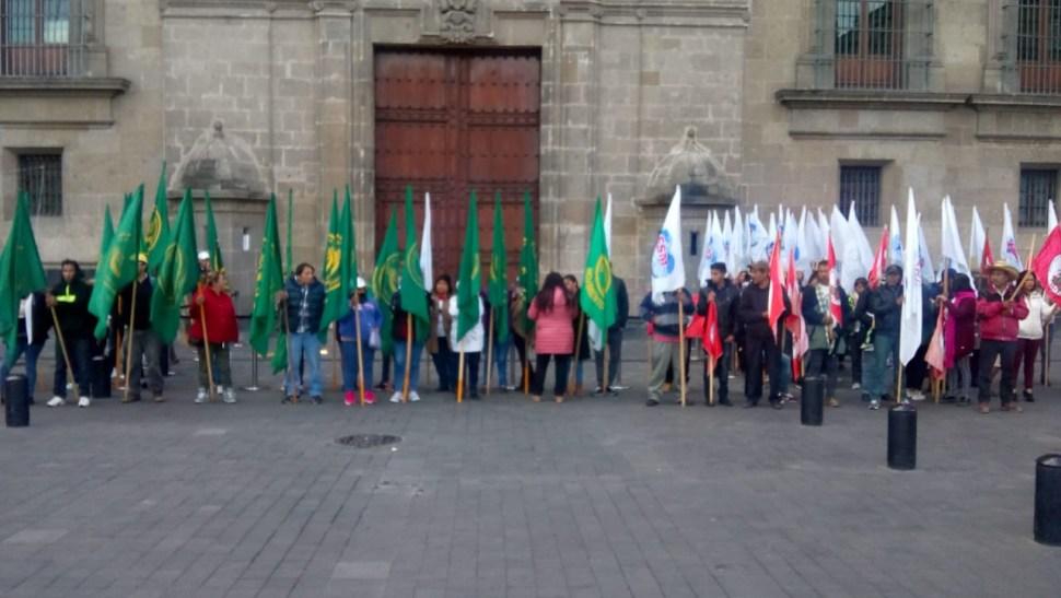 Foto Campesinos inician paro nacional; marchas y bloqueos en CDMX 8 agosto 2019
