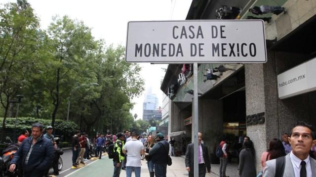 Foto: Casa de Moneda de México, 6 de agosto de 2019, Ciudad de México