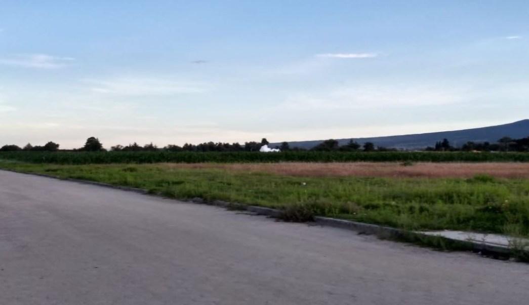Foto Cerrada autopista Puebla-Orizaba por fuga de gas LP 20 agosto 2019