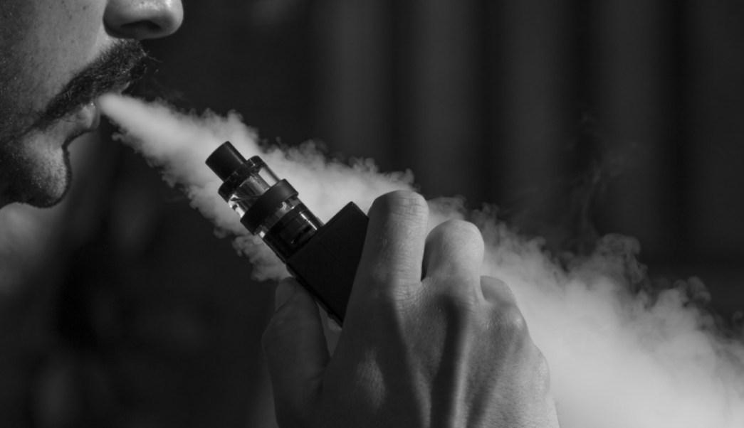 Foto: Cigarrillos electrónicos. 11 agosto 2019