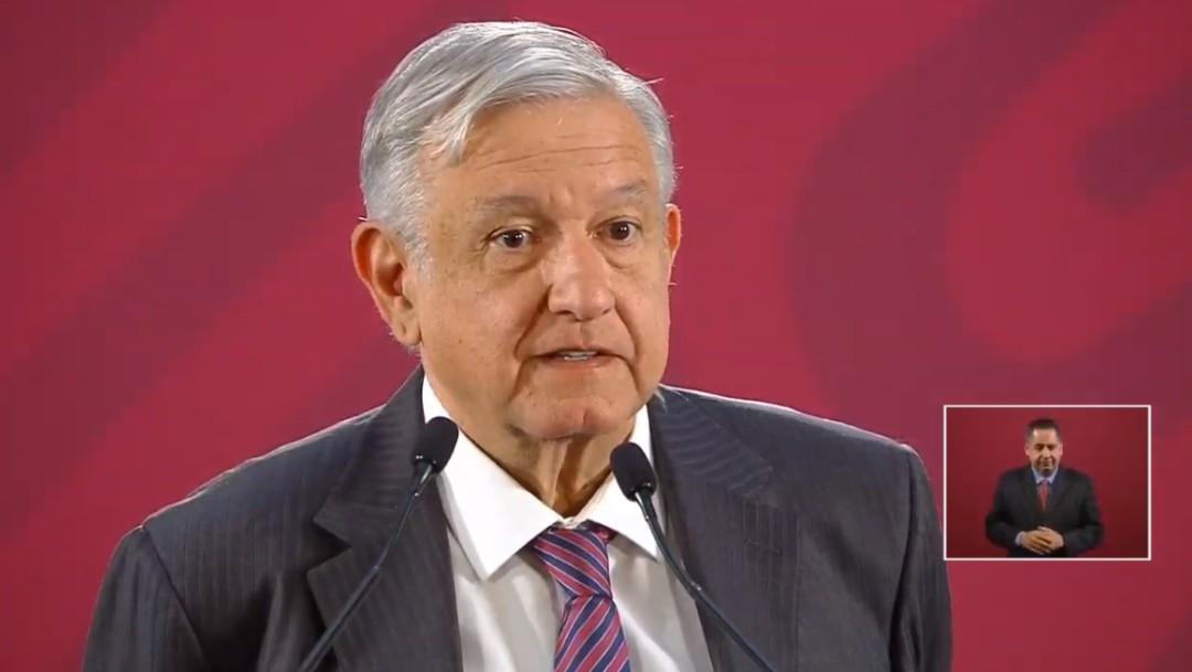 Foto: Andrés Manuel López Obrador, 16 de agosto de 2019, Ciudad de México