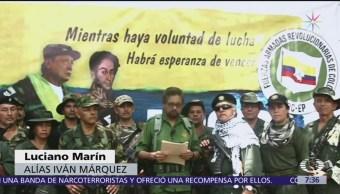 Colombia ofrece recompensa por disidentes de las FARC