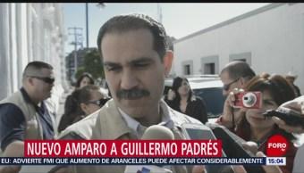 FOTO: Conceden nuevo amparo a Guillermo Padrés, 11 Agosto 2019