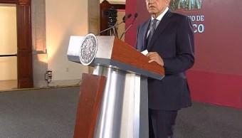 No soy partidario de la Ley del Talión, responde AMLO a Arquidiócesis de México