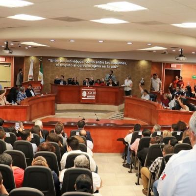 Ampliación de mandato en Baja California va a consulta ciudadana