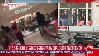 FOTO: Consulado de México en Texas da números de emergencia, 3 AGOSTO 2019