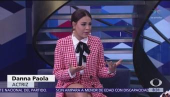 Danna Paola habla de la segunda temporada de Elite