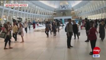 Desalojan estación de Metro en Manhattan por paquetes sospechosos