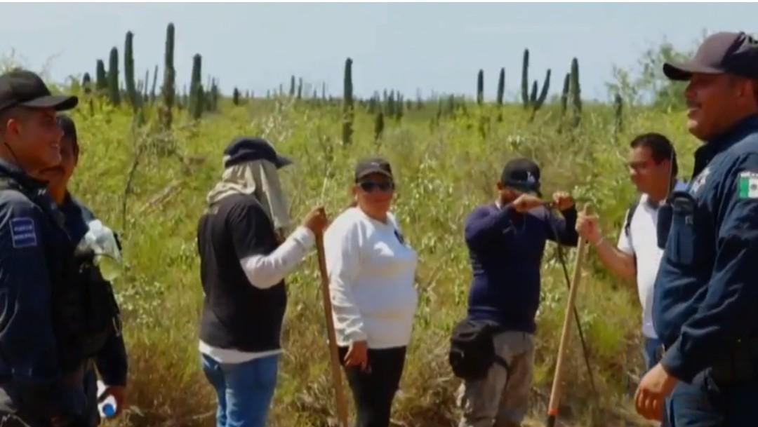 Foto: Buscan a personas desaparecidas, agosto 2019, Sinaloa