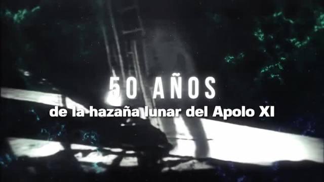 Foto: Despejando Dudas, 50 años llegada Luna