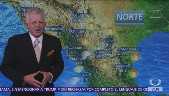 Despierta con Tiempo: Continuarán las lluvias en el centro de México