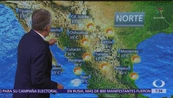 Despierta con Tiempo: Valle de México registrará lluvias fuertes
