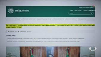 Foto: Documental Populismo En América Campaña Contra Amlo 15 Agosto 2019