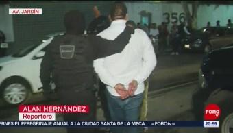 Foto: Detienen Dos Personas Droga Centro Cdmx 9 Agosto 2019
