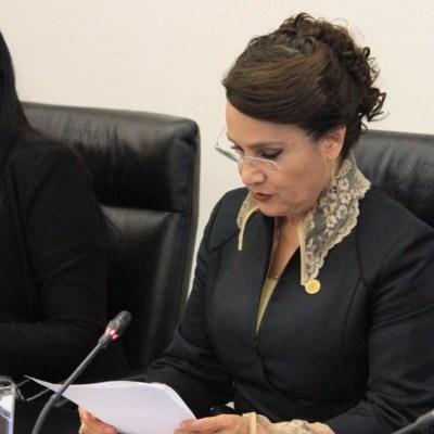 Padierna confirma que juez del caso Rosario Robles es su sobrino