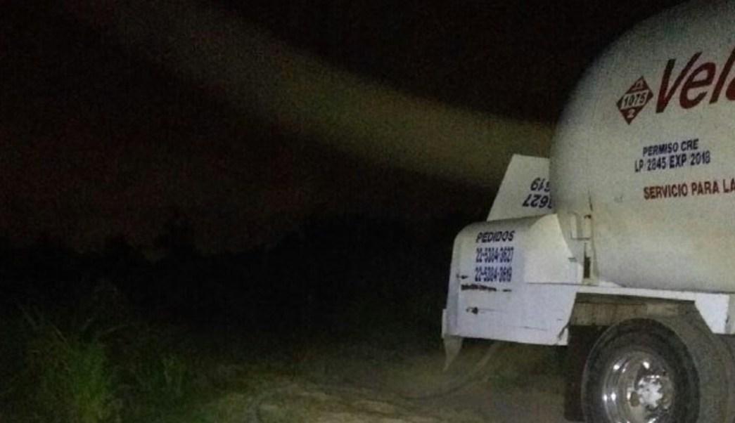 Foto: De inmediato se realizaron las acciones para disminuir el riesgo en el ducto, 2 de agosto de 2019, (Ehécatl Mello)