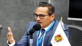 Foto: Jorge Winckler, fiscal general del estado de Veracruz, 15 de agosto de 2019 (Twitter @FGE_Veracruz)