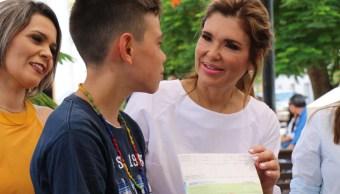 Foto: La gobernadora de Sonora, Claudia Pavlovich, denunció los hechos este sábado, 10 de agosto de 2019 (Twitter @ClaudiaPavlovic)
