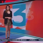 Foto: Clima A las Tres Daniela Álvarez 5 agosto 2019