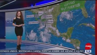 Foto: El Clima Mayte Carranco 23 Agosto 2019