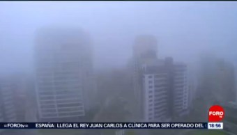 Foto: Invierno Más Frío Lima Perú 23 Agosto 2019