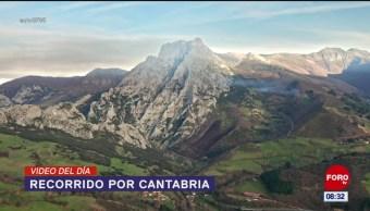 #ElVideodelDía: Recorrido por Cantabria