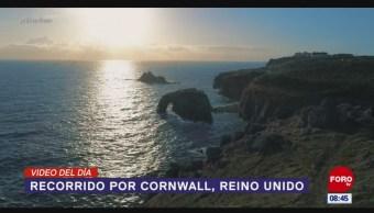 #ElVideodelDía: Recorrido por Cornwall, Reino Unido