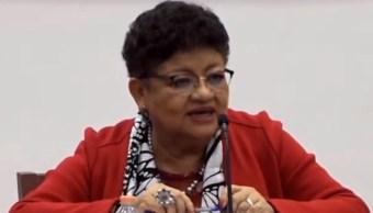 Imagen: Ernestina Godoy respetará las expresiones y manifestaciones por causas genuinas, 17 de agosto de 2019 (FOROtv, archivo)
