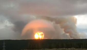 Aumenta radiación en Severodvinsk tras explosión de misil de crucero