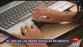 Extra, Extra: México, tercer país en las redes