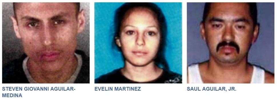 Fugitivos que se esconden en México. (FBI)