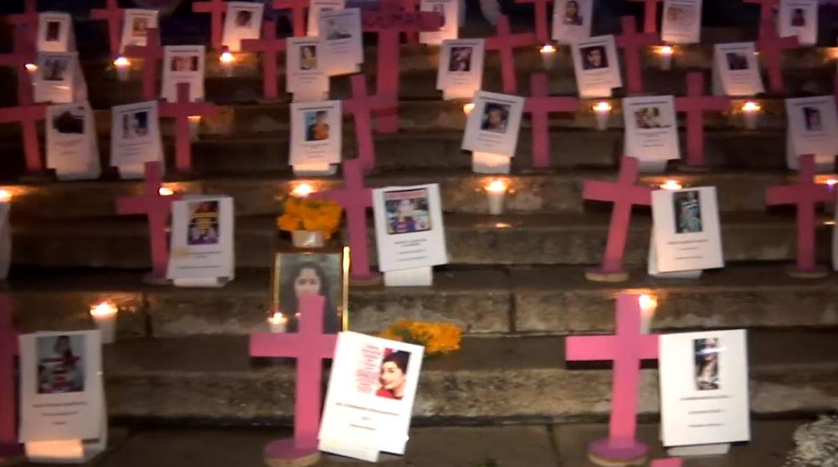 Aumentan casos de feminicidios en México