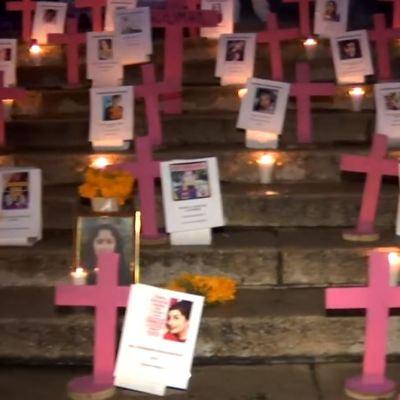 Aumentan casos de feminicidios en México y fallan investigaciones