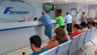 Fonacot reduce 20% sus tasas de interés, anuncia Alberto Ortiz Bolaños