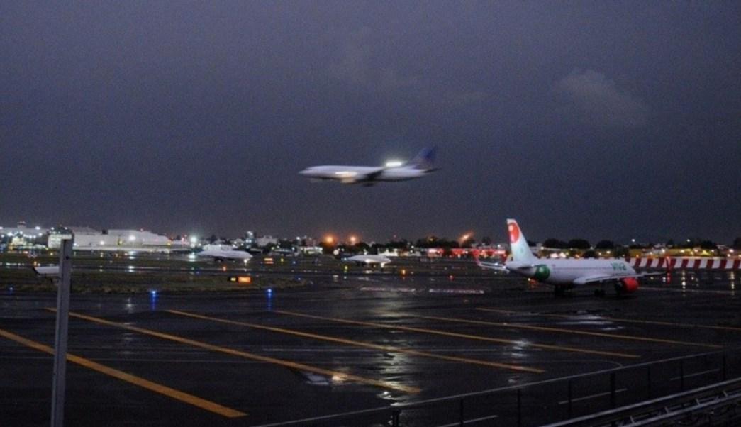 Foto: Aeropuerto Internacional de la Ciudad de México (AICM). Cuartoscuro/Archivo