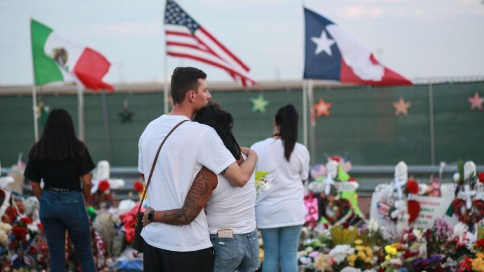 Foto: En El Paso, Texas, EEUU, 22 personas murieron durante un tiroteo afuera de una tienda Walmart. Getty Images/Archivo