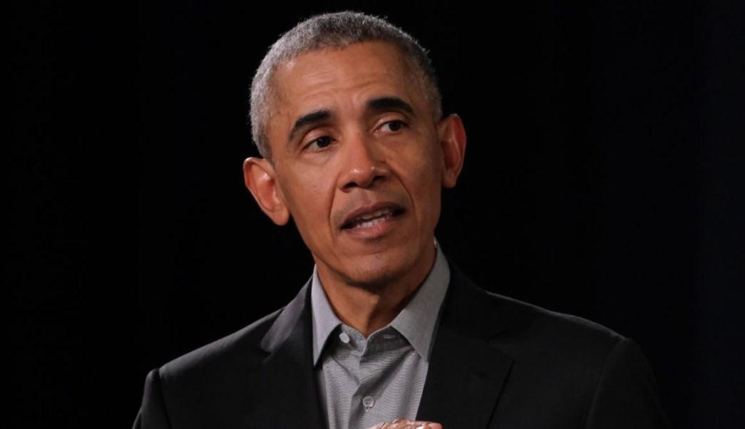 Foto: Barack Obama, expresidente de Estados Unidos. Getty Images/Archivo