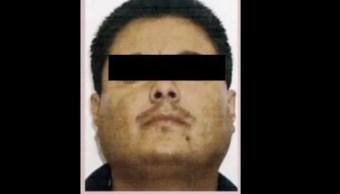 """Santiago 'N', alias el """"Carrete""""."""