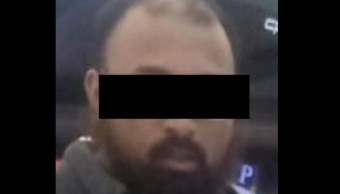 "Foto: Mohammed ""N"", presunto extremista detenido en Chiapas, México. Twitter/@FGRMexico"