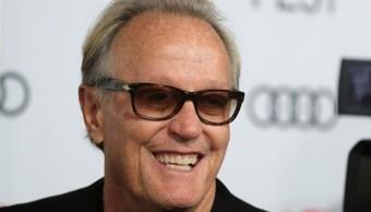 Foto: Peter Fonda, protagonista de 'Easy Rider'. Reuters/Archivo
