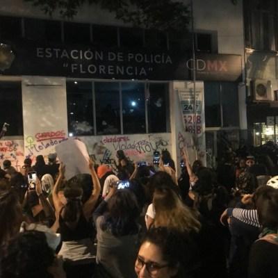 Orta asegura que se investigará a grupos de choque infiltrados en marcha de mujeres
