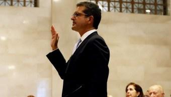 Foto: La Cámara de Representantes de Puerto Rico aprobó la designación de Pedro Pierluisi como secretario de Estado. El 2 de agosto de 2019. Efe