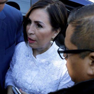 FGR acusa a Rosario Robles por desvío de más de 5 mil mdp