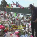 Foto: Funeral Víctima Tiroteo Texas Convoca Cientos 15 Agosto 2019