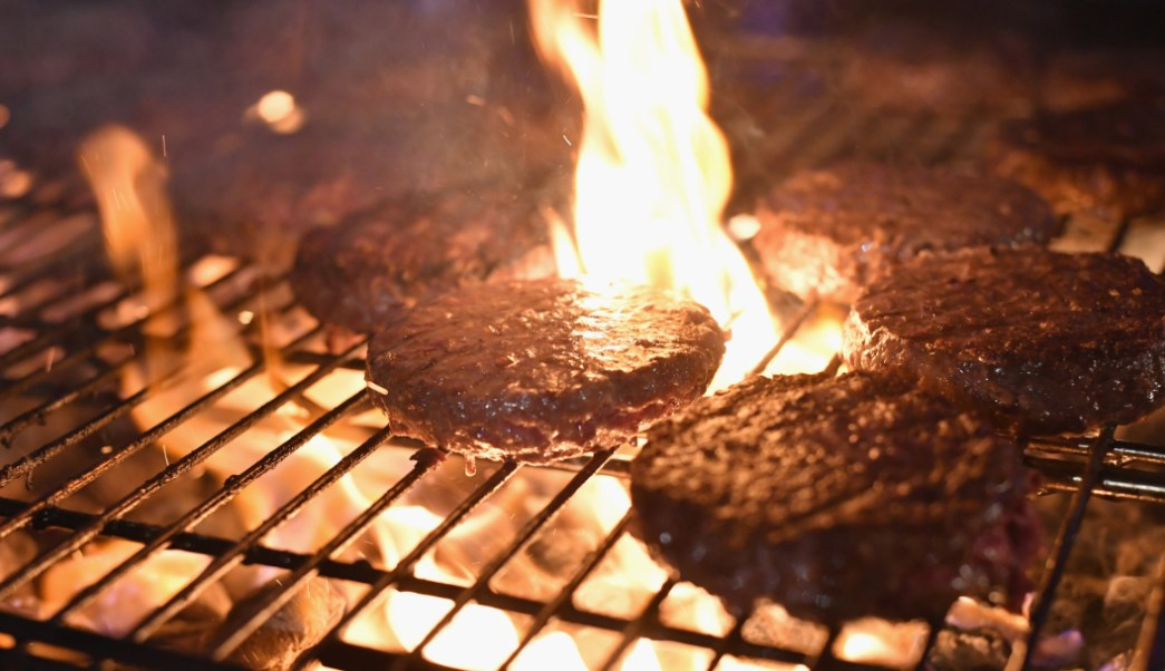 hamburgusa carne de res