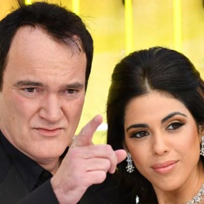 Tarantino y su esposa esperan su primer bebé