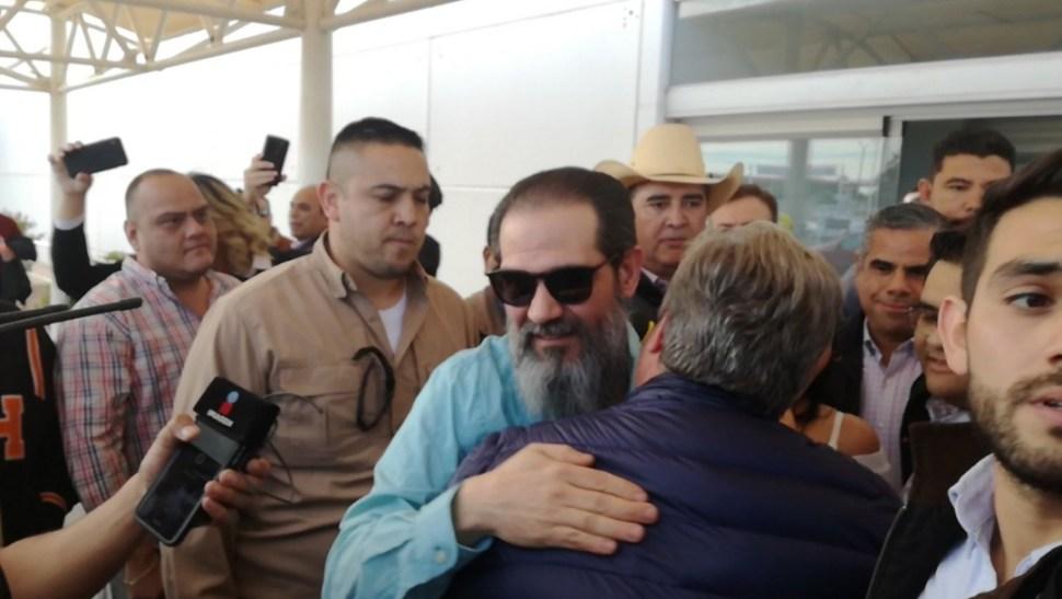 Imagen: Los magistrados Silvia Estréver Escamilla y Carlos López Cruz, votaron a favor de confirmar el amparo, 11 de agosto de 2019 (Notimex, archivo)